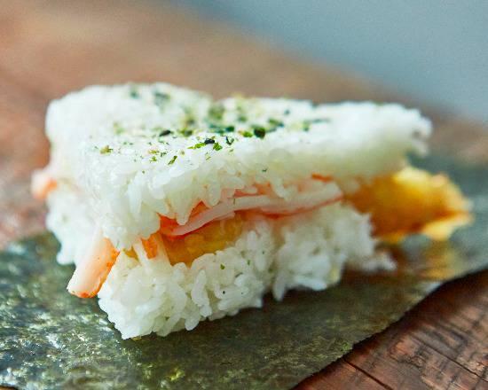 Shrimp Riceball