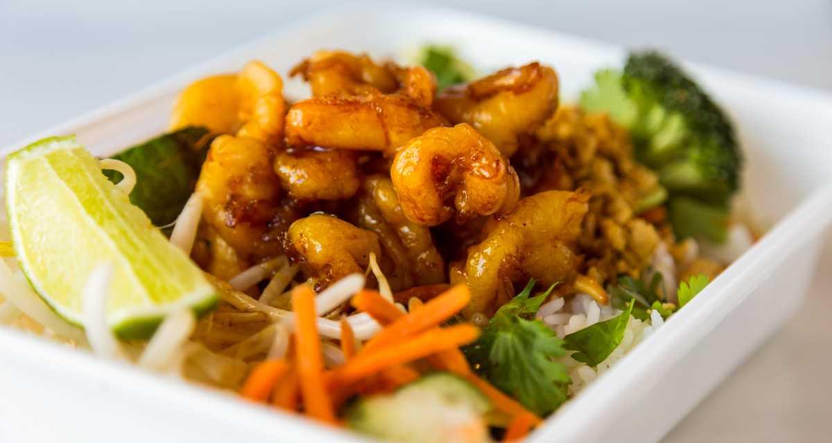 Shrimp (All Toppings)