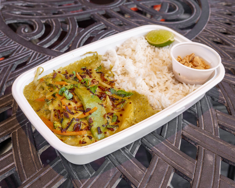 Green Curry Veggie