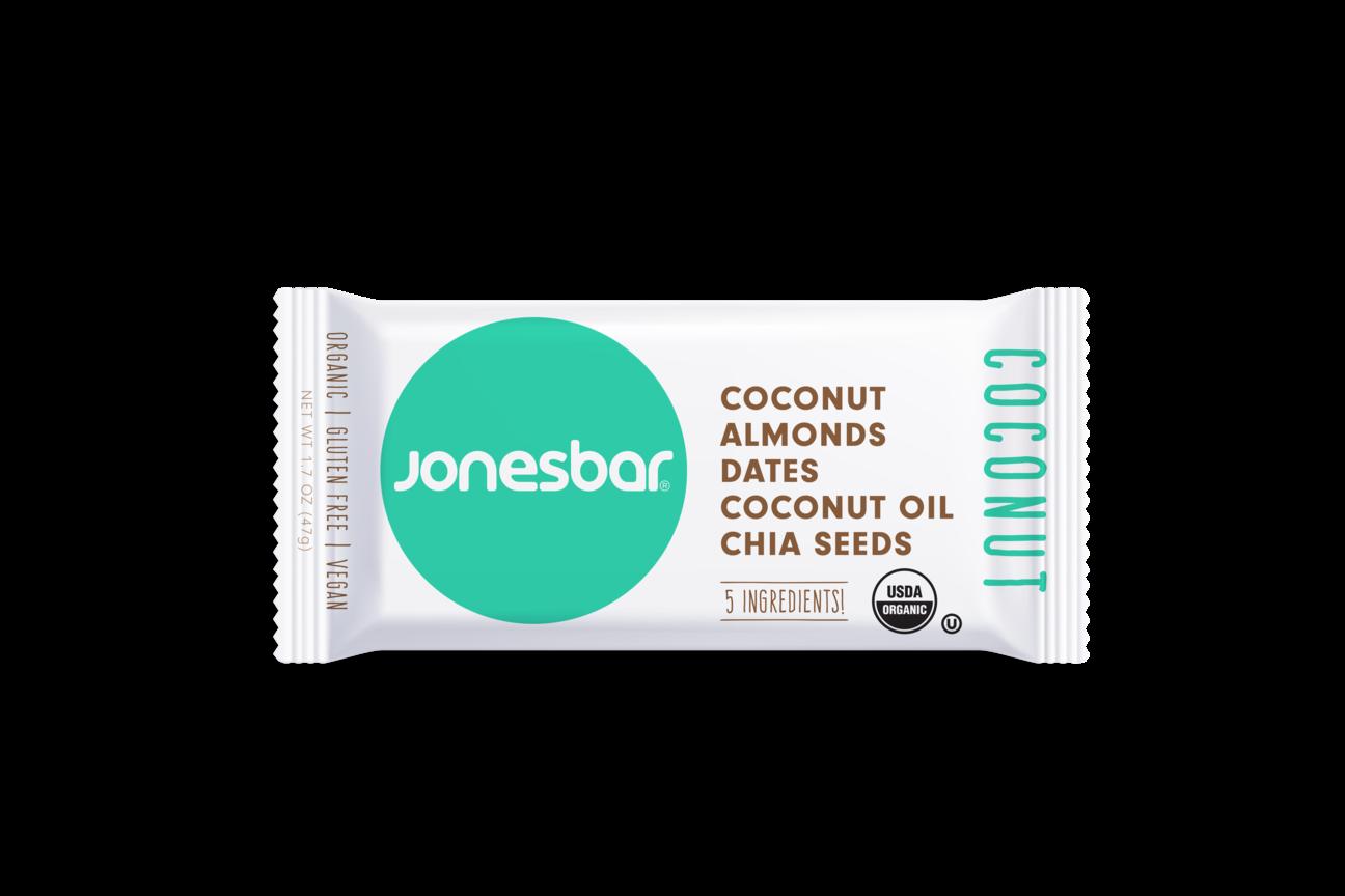 Coconut Jones Bars