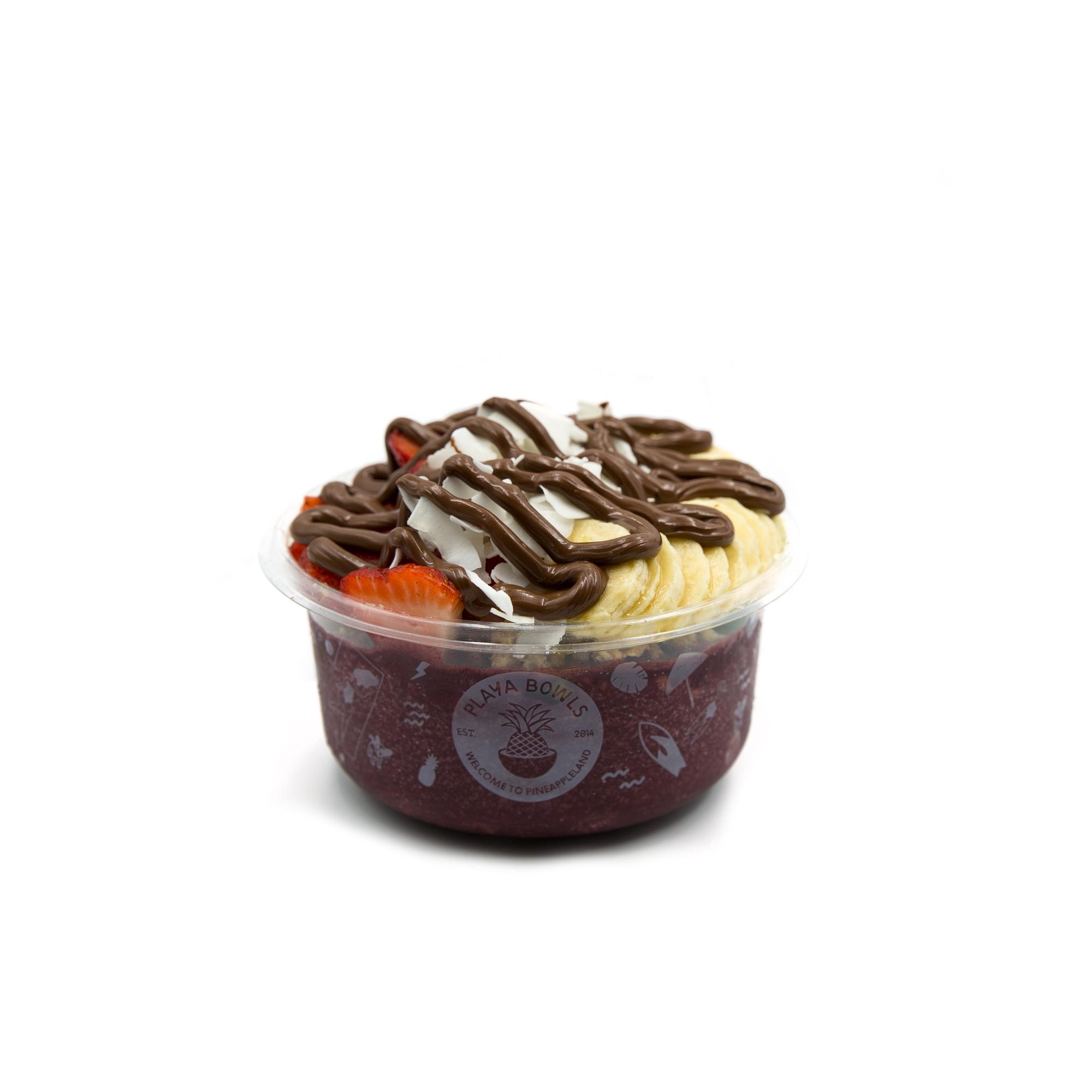 Nutella Acai Bowl