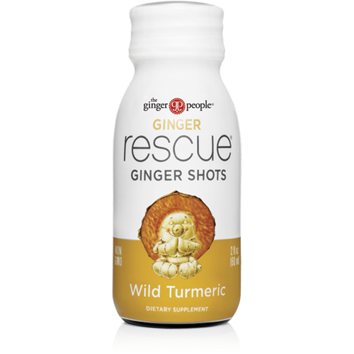 Rescue Ginger Turmeric Shots