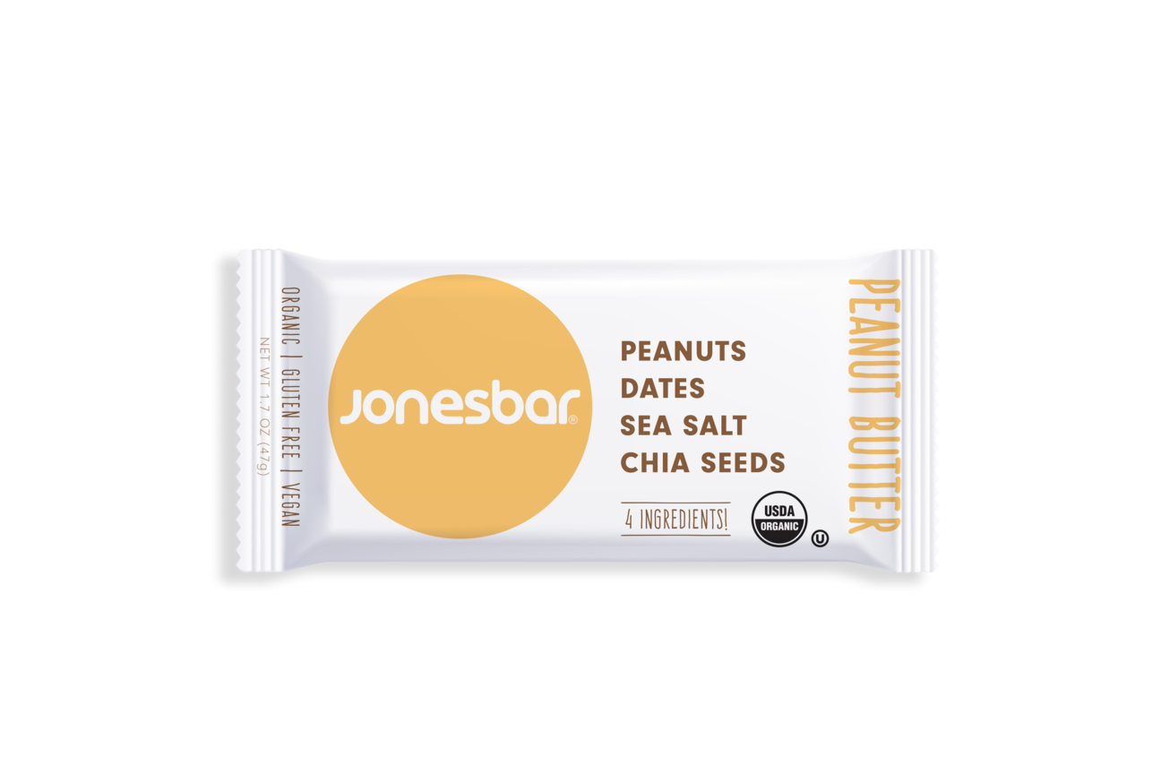 Peanut Butter Jones Bars