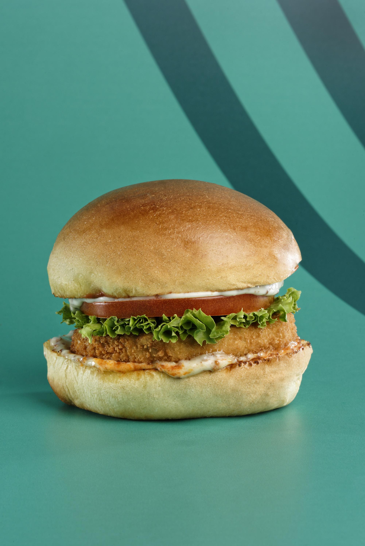Chick'n Burger