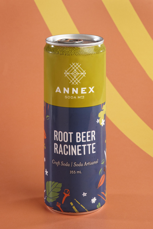 Annex Root Beer