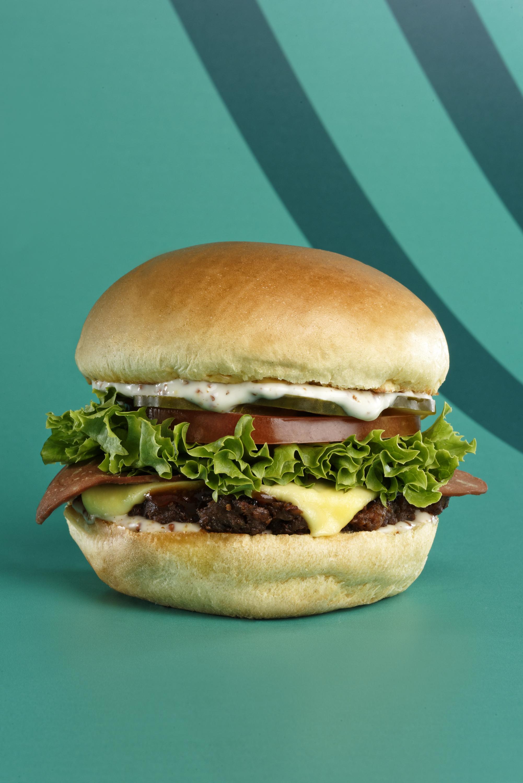 BBQ Bac'n Cheeseburger